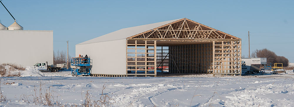 Steel Storage Shed 2
