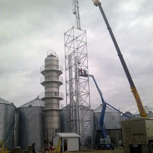 Grain Handling System Installation