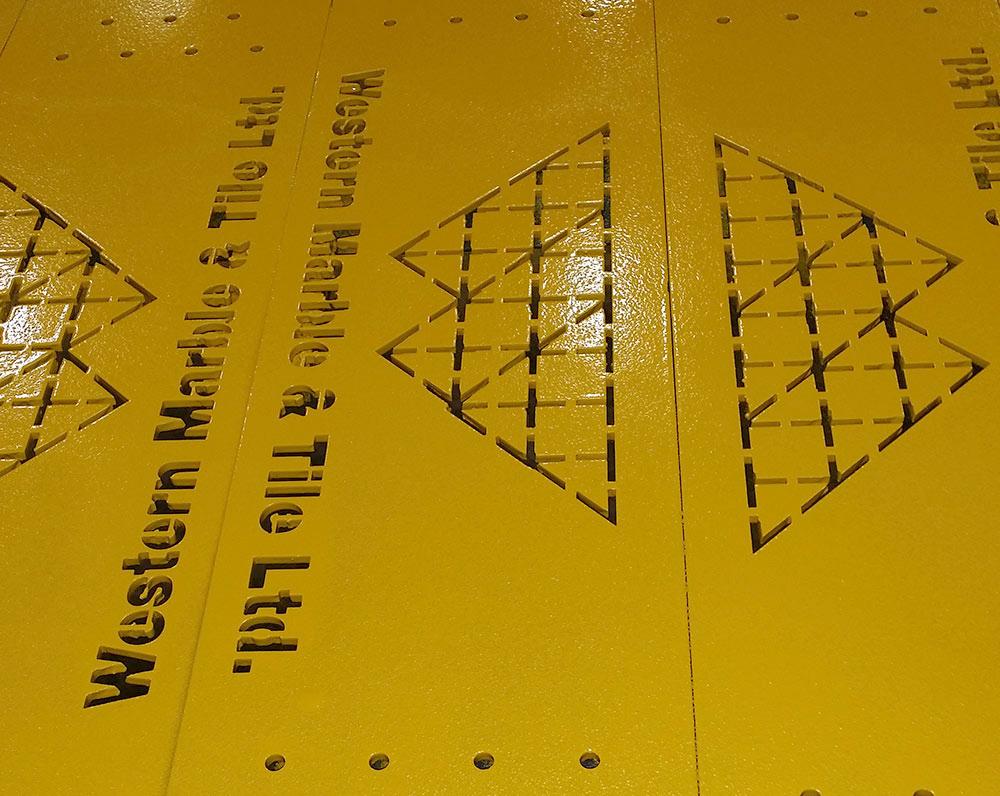 Custom Floor Grates