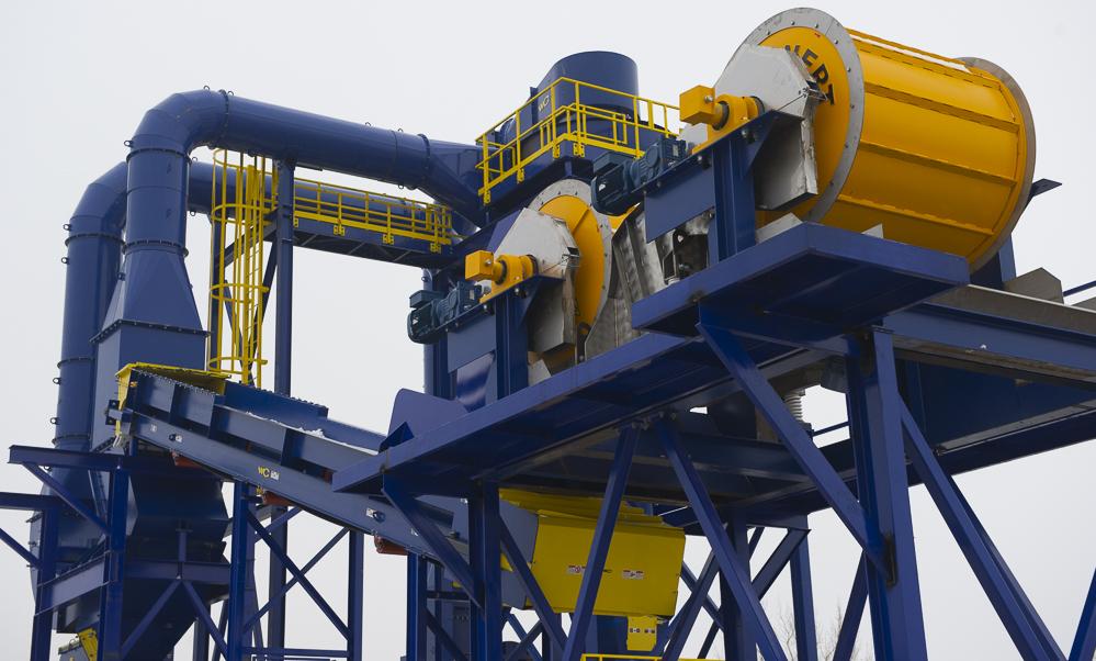 Metal Shredding Project Cobalt Industries