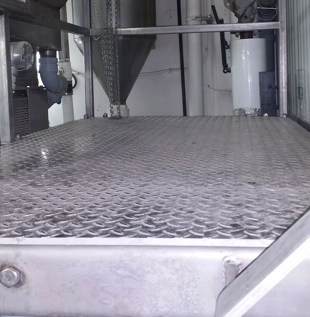 Stainless Steel Deck